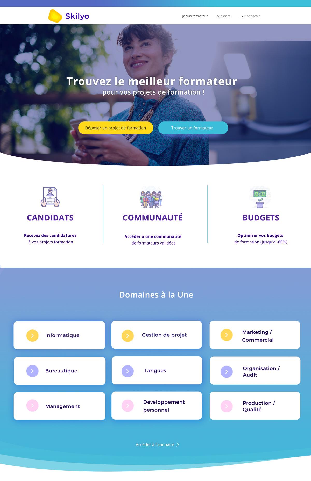 V3 Home Page