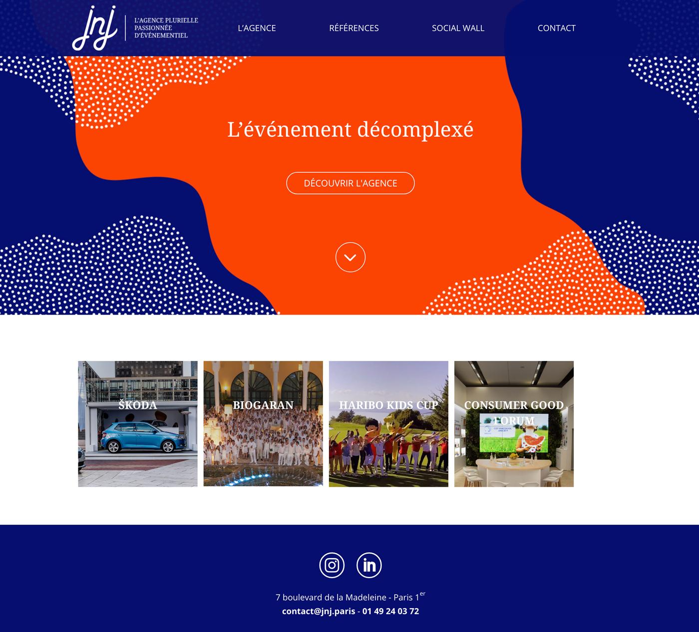 jnj site web